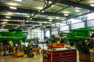 Industrial electric services and lighting at AG Power Enterprises