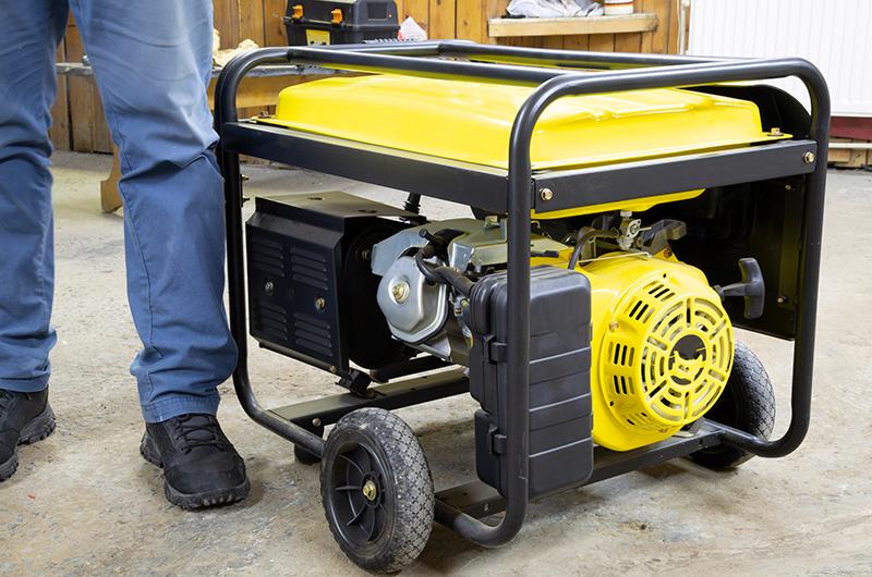 Generators for rent