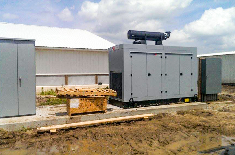 Modern gray generator